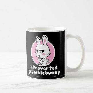 Introverted Grumblebunny Mug