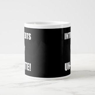 Introverts Un Unite Jumbo Mug