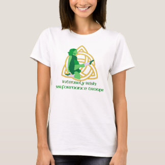 Intsenyl Irish Women's Relaxed Fit T-Shirt