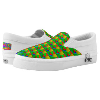 Intuition Slip-On Sneakers