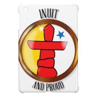 Inuit Proud Flag Button iPad Mini Cover