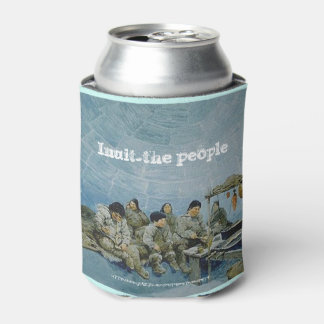 """""""Inuit-the people"""" Can Cooler"""