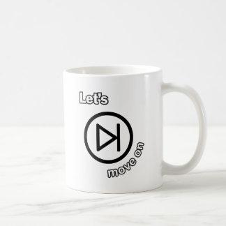 INUKREASI PLAYER ICONS - LETS MOVE ON V.1 COFFEE MUG