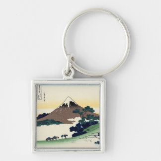 Inume Pass in the Kai Province Keychain