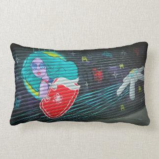 Invader Pillow