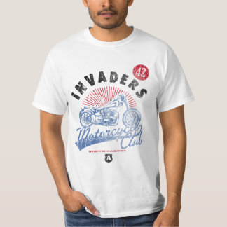 Invaders Motorcycle Club T-Shirt