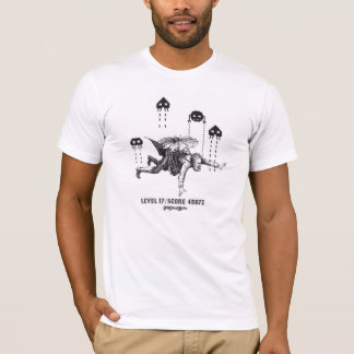 """""""Invaders"""" T-Shirt"""