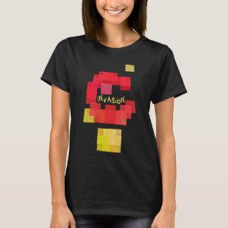 Invaders vs Tetris T-Shirt