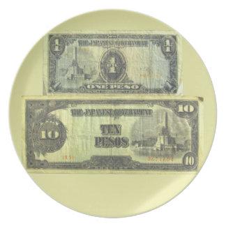 Invasion Money ~ Plate