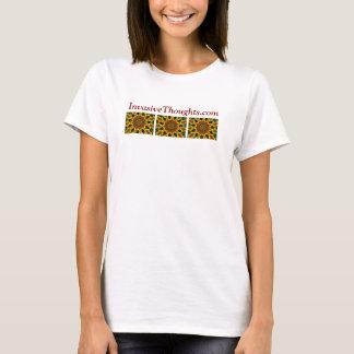 InvasiveThoughts.com - Color Explosion T-Shirt