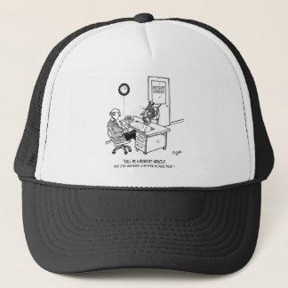 Inventor Cartoon 1932 Trucker Hat