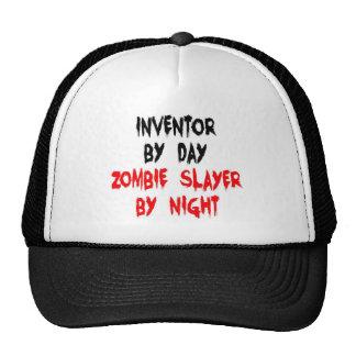 Inventor Zombie Slayer Trucker Hat