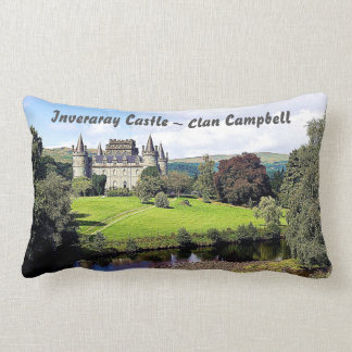 Inveraray Castle – Clan Campbell Lumbar Pillow