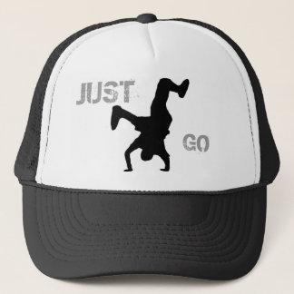 Inverse Head stand Hat
