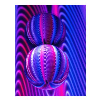 Invert  Glass Ball Letterhead