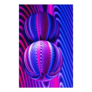 Invert  Glass Ball Stationery