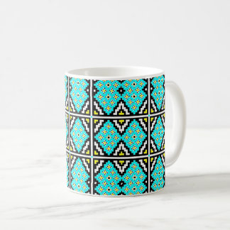 Invert Mosaic Wallpaper 2 Coffee Mug