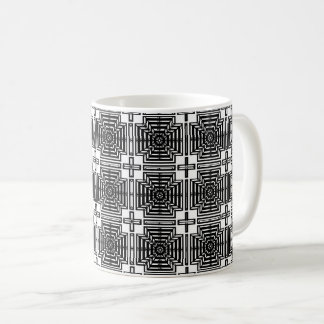 Invert Reflect Wallpaper Coffee Mug