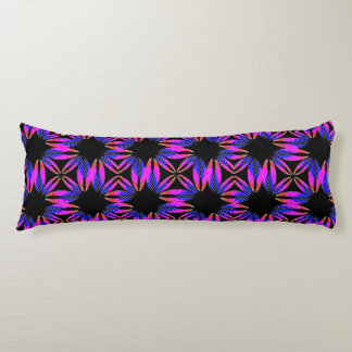 Invert Simple Wallpaper ( Black ) Body Pillow