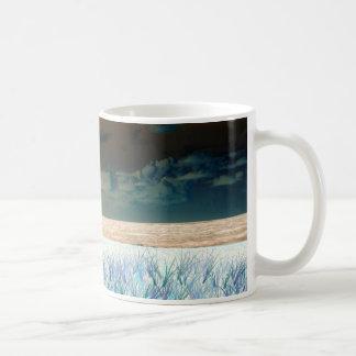 inverted beach sky neat abstract florida shore mugs