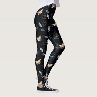 Inverted Butterflies Leggings
