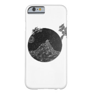 Inverted Sketch Barely There iPhone 6 Case