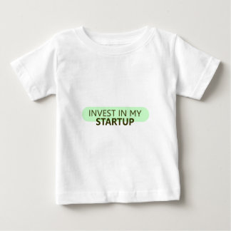 Invest Baby T-Shirt