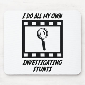 Investigating Stunts Mouse Mat
