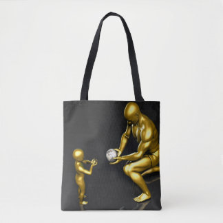 Investing in Our Future Leaders of the World Tote Bag