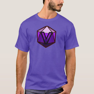 INVICTUS T-Shirt - Purple Team