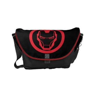 Invincible Iron Man Commuter Bags