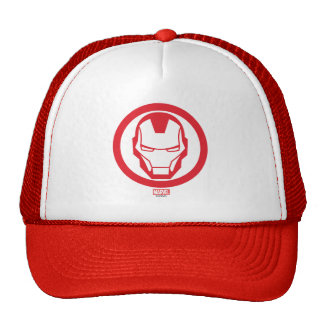 Invincible Iron Man Trucker Hat