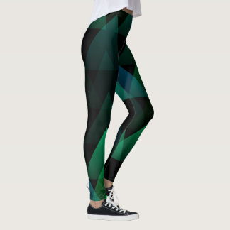 Invisible Forest Leggings
