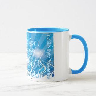 Invisible Illness Awareness, Coffee or Travel Mug