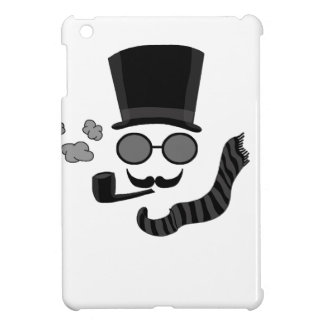 Invisible man cover for the iPad mini