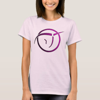 Invisible Pink Unicorn women's T T-Shirt