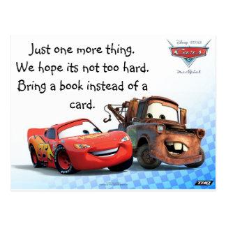invitation d'anniversaire de garçon cartes postales
