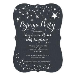 Invitation de fête d'anniversaire de soirée carton d'invitation  12,7 cm x 17,78 cm