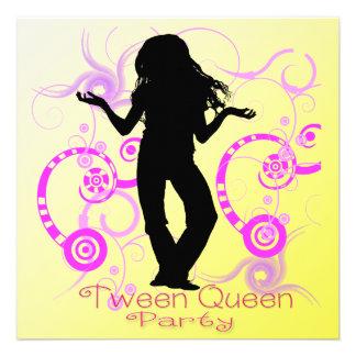 Invitation de la Reine de Tween