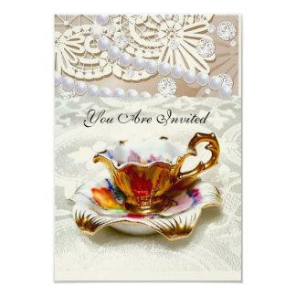 INVITATION - ENGAGEMENT TEA!