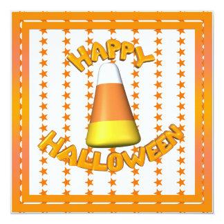Invitation heureuse de partie de Halloween