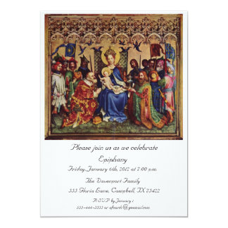 Invitation: Interior Pilgrimage Card