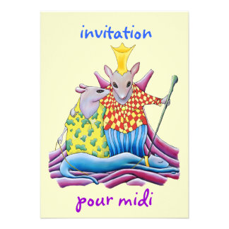 invitation meal