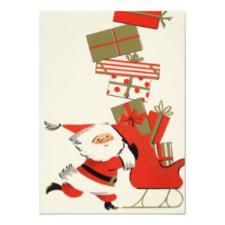 Invitation to Christmas Potluck