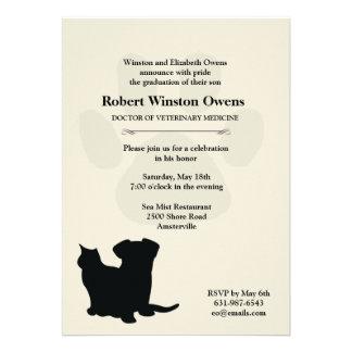 Invitation vétérinaire d obtention du diplôme d em