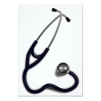 Invitations de stéthoscope