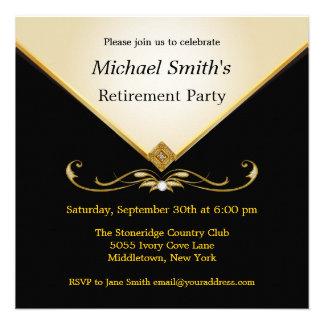 Invitations enes ivoire élégantes d'événement spéc