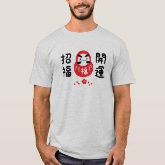 Invite Good Luck with Darumasan! T-Shirt