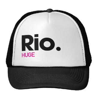 Invoked Magrelinha HUGE Trucker Hat