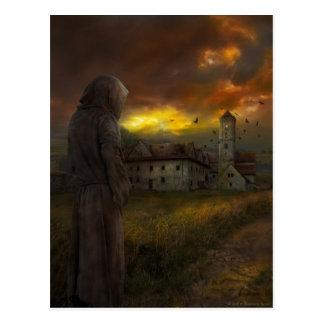 Inxum | Fantasy Mysterious Postcard